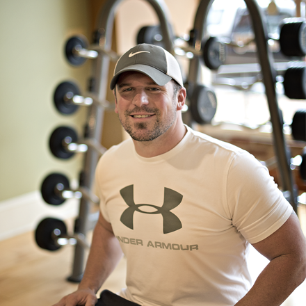 Tim's Personal Training - Trainer Tim Pollock